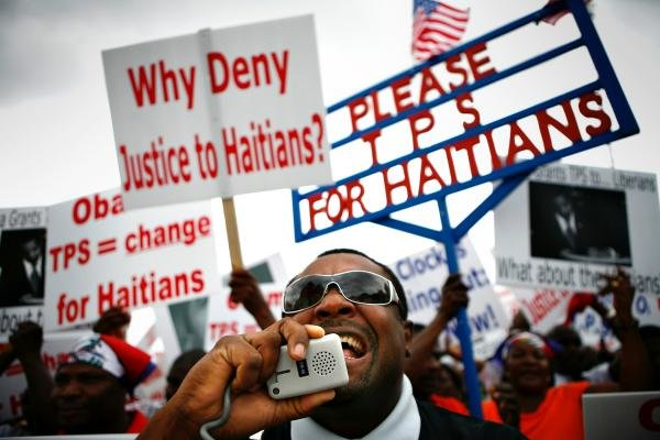 DHS Terminates TPS Designation for Haiti as of July 22, 2019