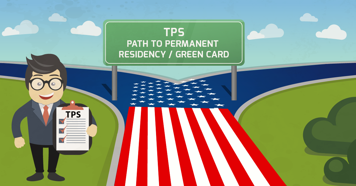 TPS to Green Card: How Does it Work?