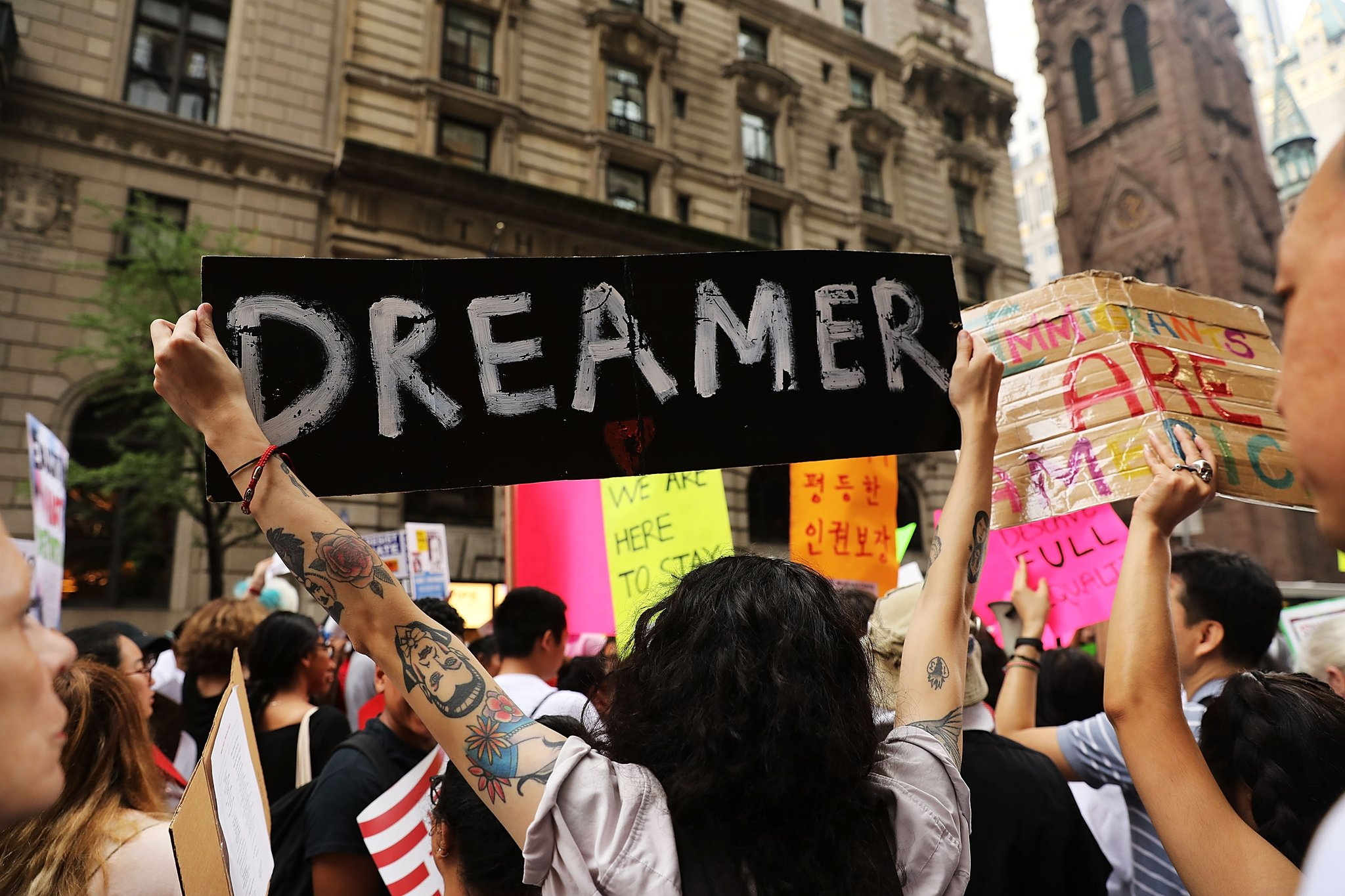 Filing DACA Applications in the Wake of Federal Court Rulings