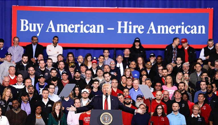 """Buy American, Hire American"" – Hurting U.S. Companies?"